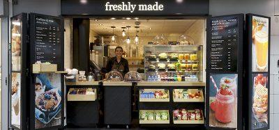 Freshly made, Helsinki-Vantaan lentokenttä
