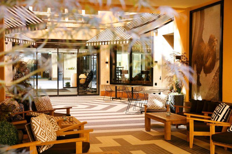 Boutiquehotelli F6 avattiin heinäkuussa
