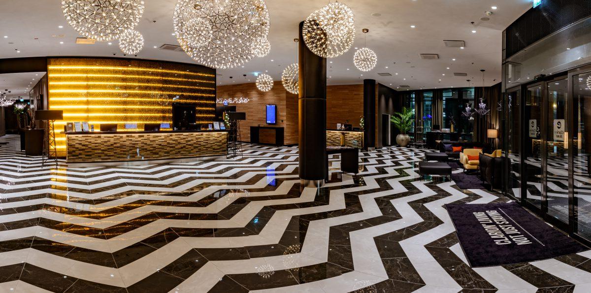 Clarion Hotel Helsinki Airport on keidas lentokenttähotellien joukossa