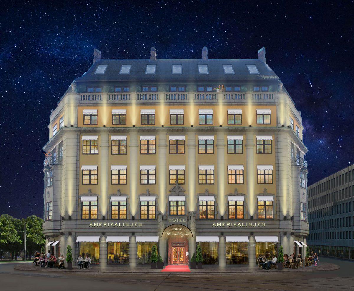 Suomalaista hotellisuunnittelun huippuosaamista viedään nyt Osloon
