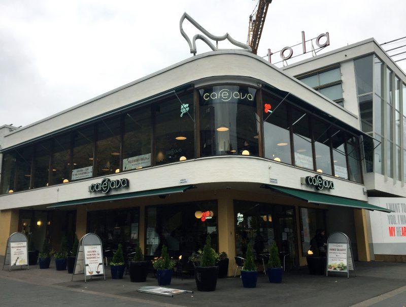Cafe Java palasi Lasipalatsiin uudella ilmeellä