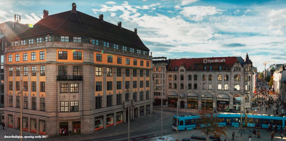 Amerikalinjen-projekti esillä STORIES by Nordic Property Management -julkaisussa