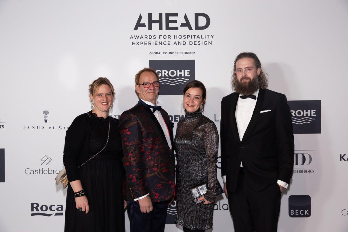 Amerikalinjen on ehdolla Ahead Awardsin palkinnonsaajaksi