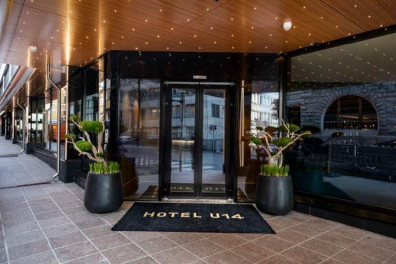 Hotel U14 avattu Unioninkadulle