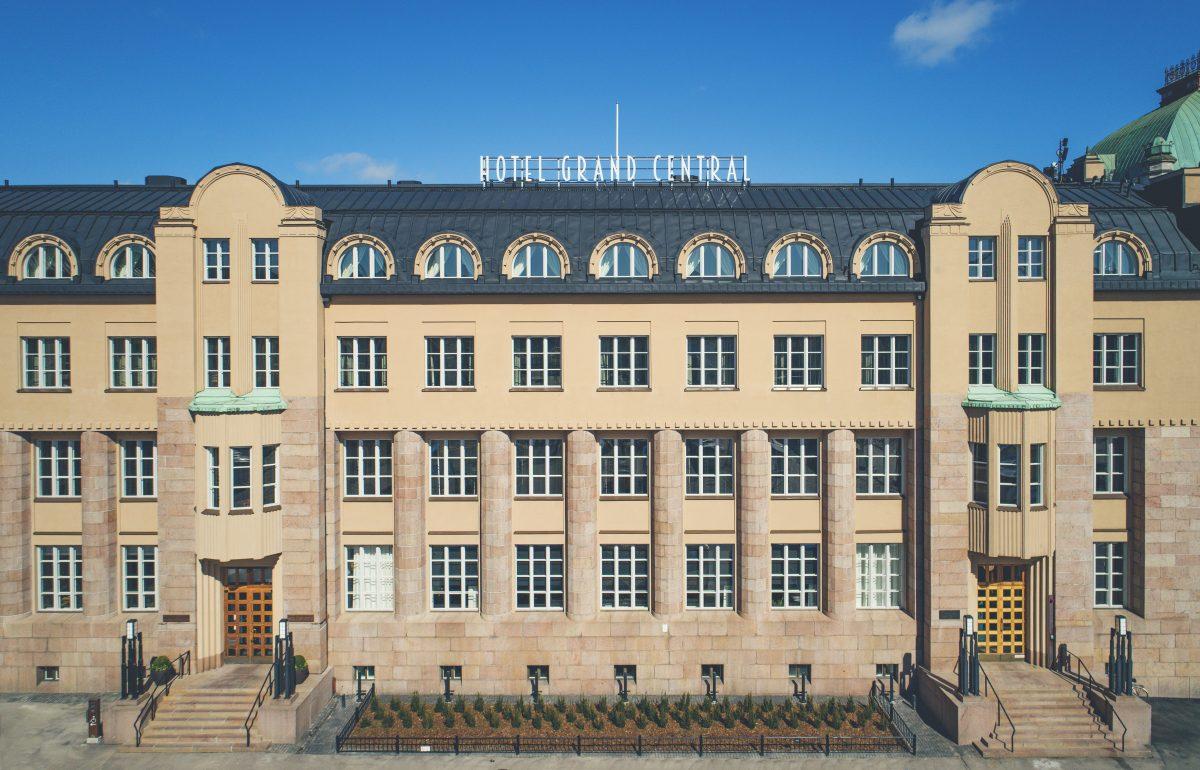 Scandic Grand Central on avattu – Ainutlaatuinen hotelli Helsingin paraatipaikalla